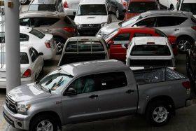Autos más vendidos Chile 2018