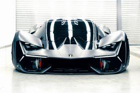 Lamborghini híbrido