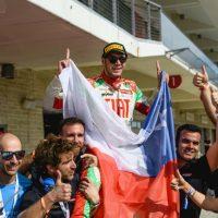 Benjamín Hites 2° Ferrari Challenge