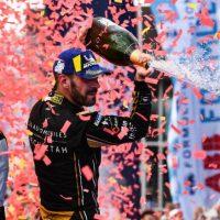 Jean-Eric Vergne ganó el E-Prix de Sanya