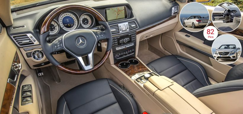 Mercedes-Benz demanda interior cuero
