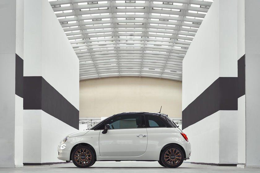 Fiat 500 edición 120 aniversario