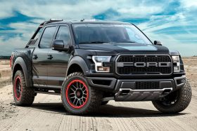 2019 Roush Ford F-150 Raptor