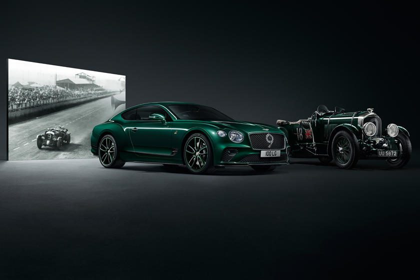 Bentley Continental GT Number 9 Edition