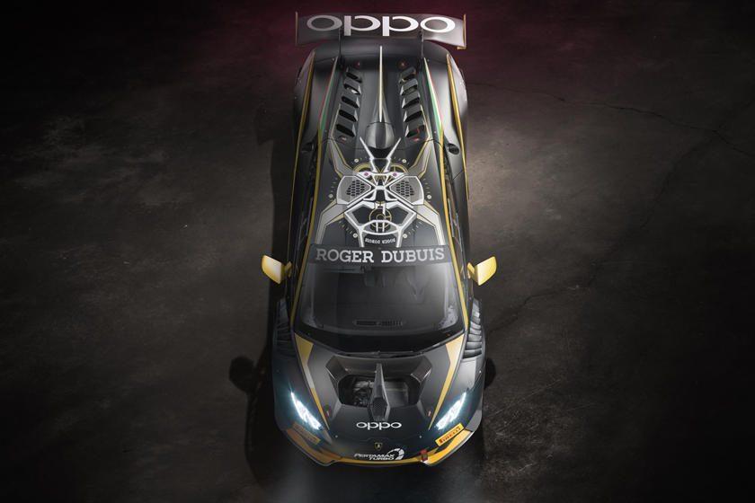 Lamborghini Huracan Super Trofeo Collector 2019 Edition