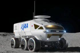 Frente auto lunar Toyota