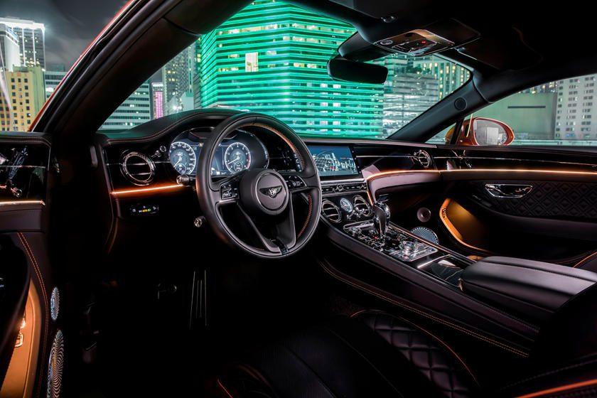 V8 Continental GT