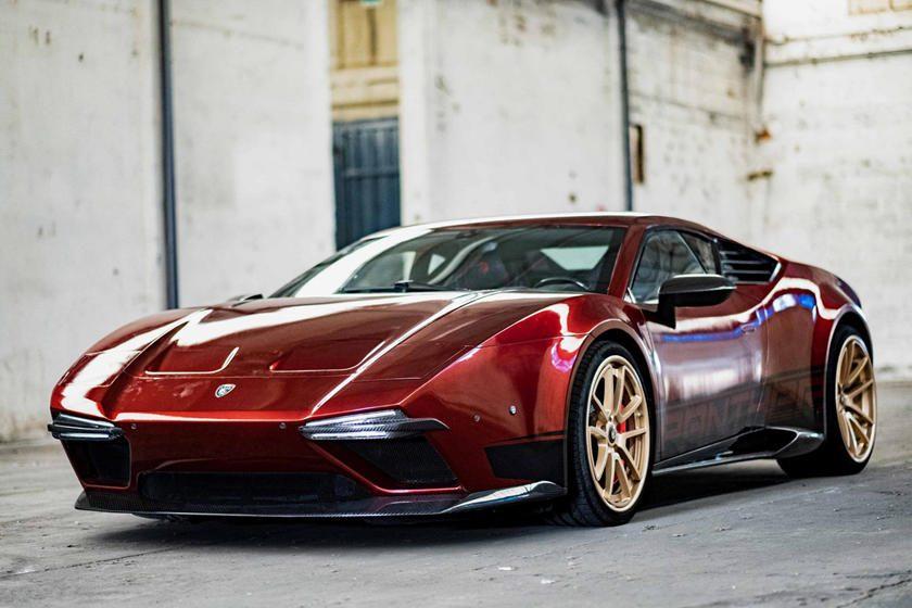 Nuevo Panther, el renacimiento del De Tomaso Pantera