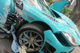 Koenigsegg CCXR Special One