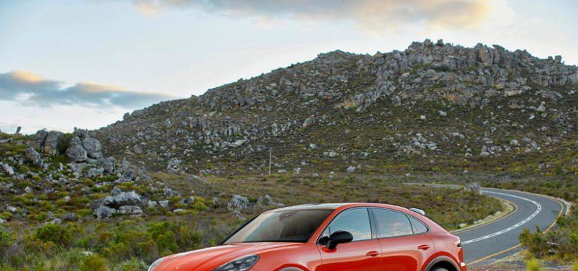 Presentación Porsche Cayenne Coupe