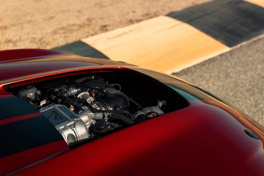 Ford Raptor con motor de Shelby GT500