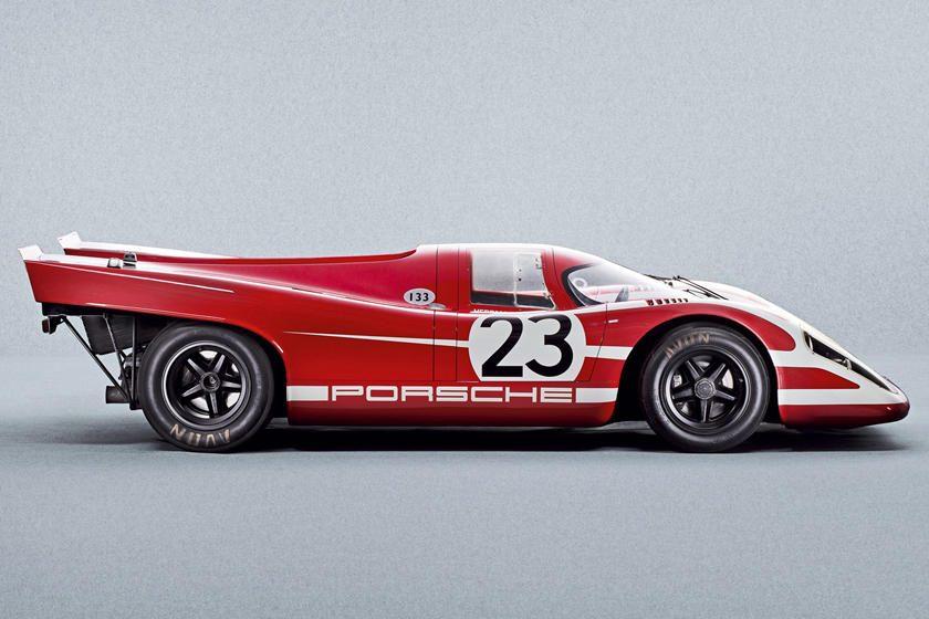 Legendario Porsche 917