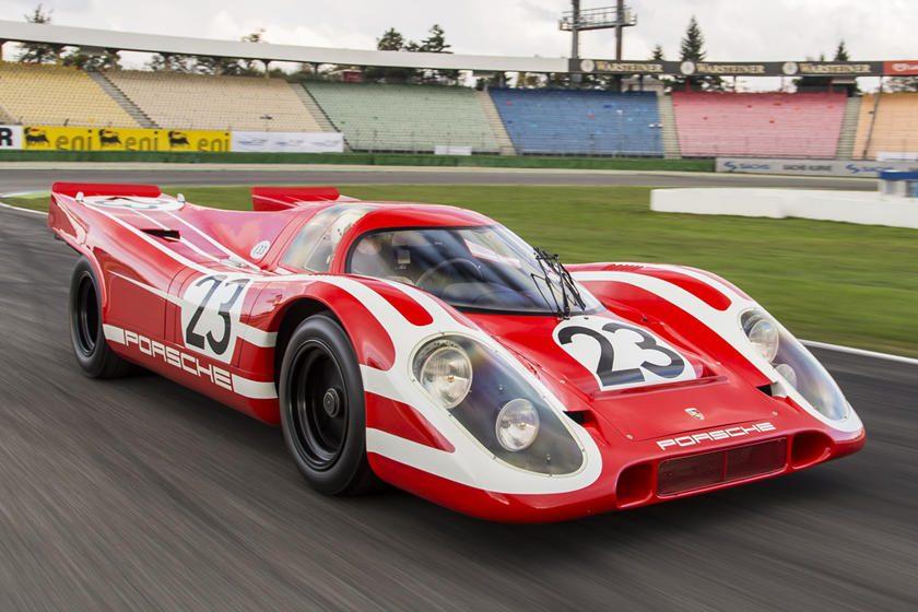 Porsche 917 ganador 24 horas de Le Mans