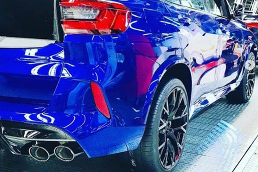 Nuevo BMW X5 M