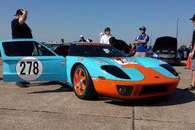 Ford GT alcanzó los 482 km/h o 300 mph