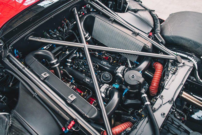 Motor Ferrari P80/C