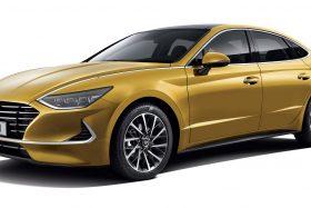 Presentación 2020 Hyundai Sonata