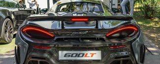 Atrás McLaren 600LT