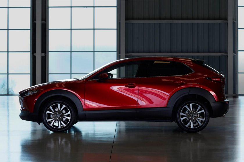 Presentación Mazda CX-30