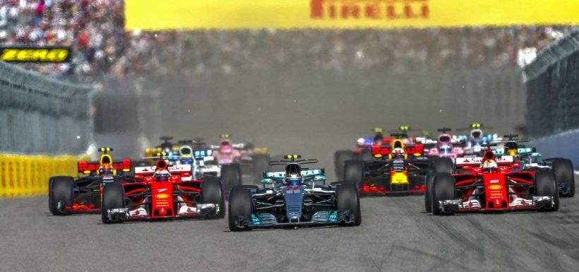 Fórmula 1 2019