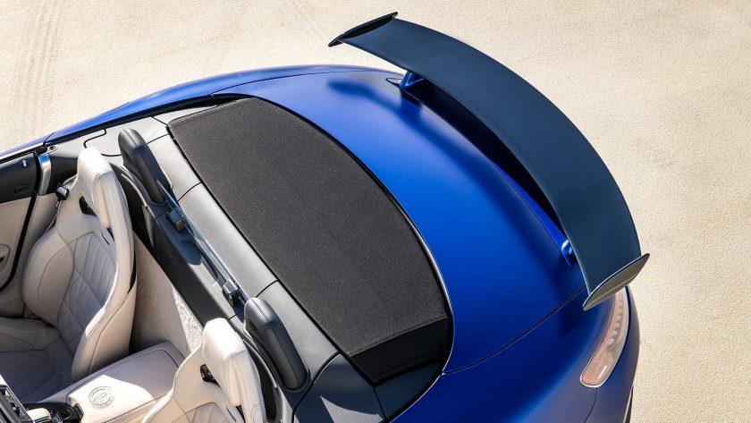 Presentación AMG GTR Roadster