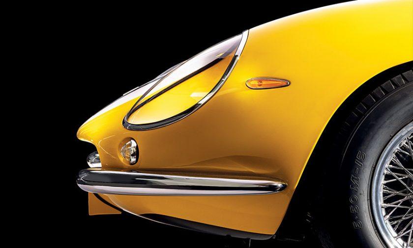 Ferrari Classiche restauración