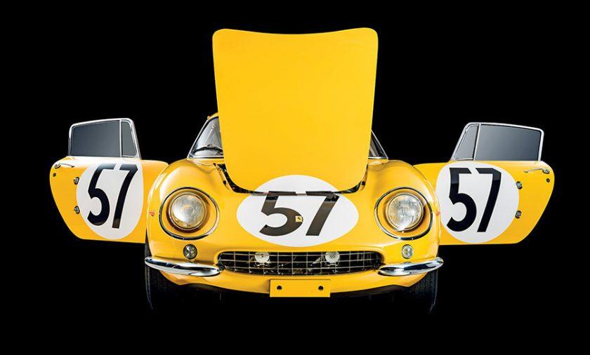 Ferrari restauró esta 275 GTB Competizione