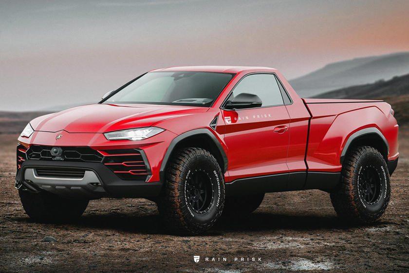 Lamborghini Urus SUT