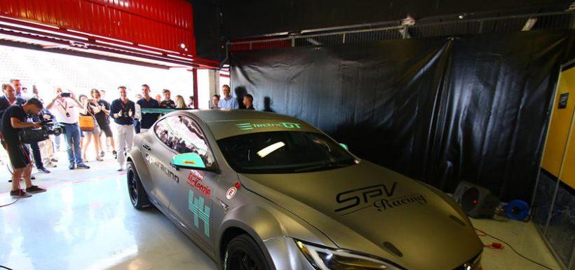 Tesla debutará en la Fórmula E en diciembre