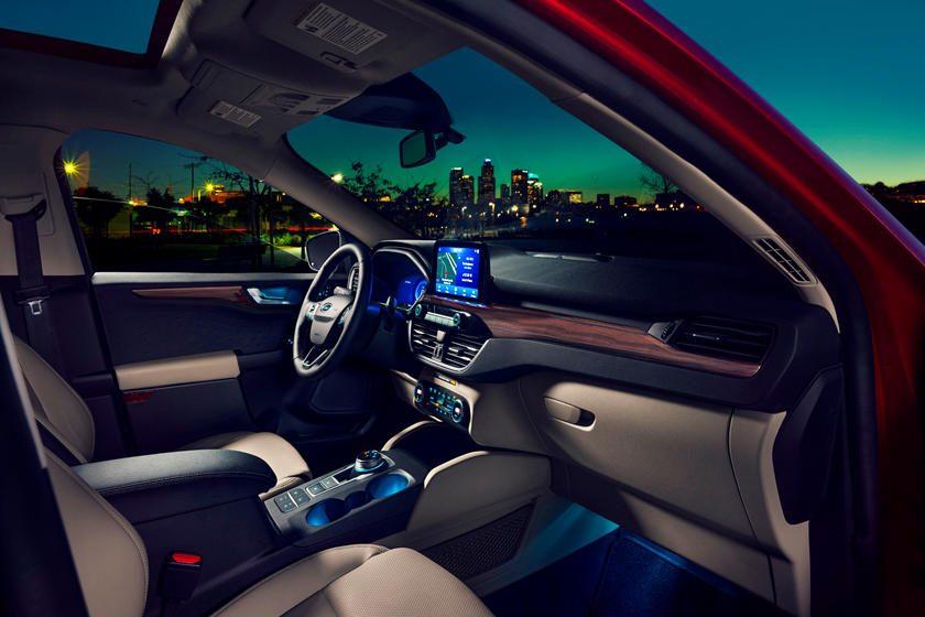 Interior Ford Escape