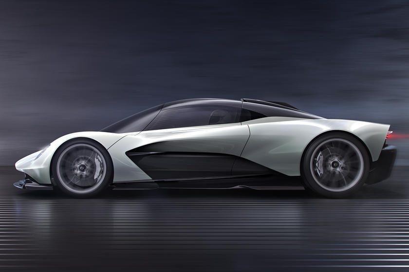 Aston Martin hermano menor Valkyrie