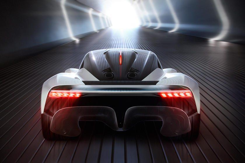 Aston Martin 1000 Cv