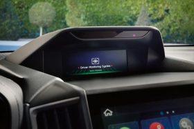 La nueva tecnología de Subaru detectará cuando estés cansado