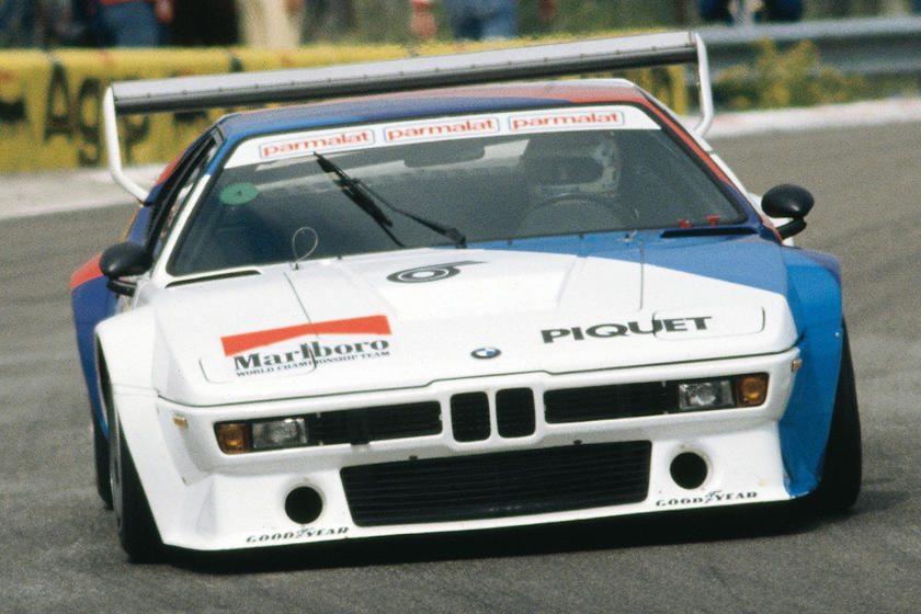 M1 Nelson Piquet