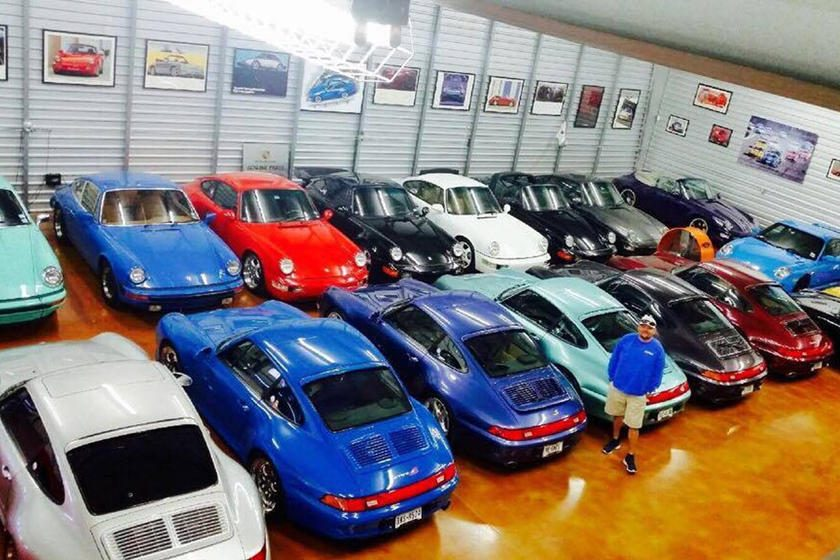 Porsches antiugos