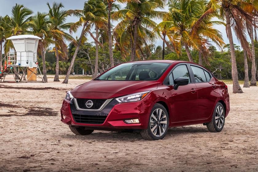 161 Presentado 2020 Nissan Versa El Periscopio Noticias