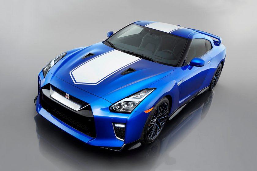 Nissan celebrará los 50 años del GT-R con una versión especial