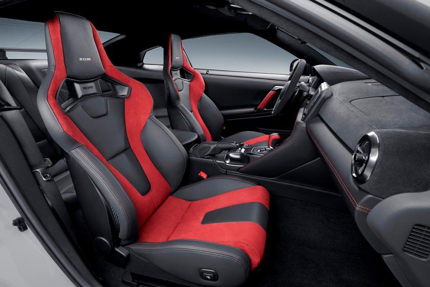 Nismo GT-R interior