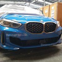 New BMW M135i