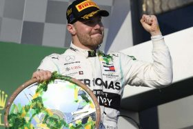 Bottas se quedó con la pole position del GP de China