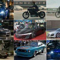 Autos del universo Marvel