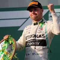 Bottas pole position GP Azerbaiyan