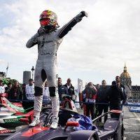 Robin Frijns ganó el E-Prix de Paris