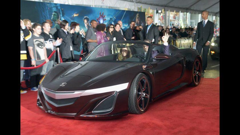 Acura NSX Spyder Concept