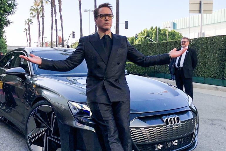 Audi e-tron GT Avengers