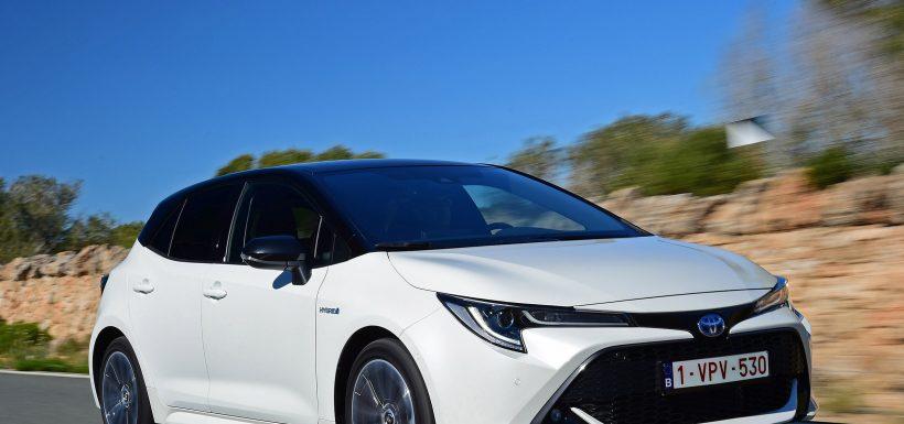 Toyota presentó su nuevo Corolla Sport en Chile
