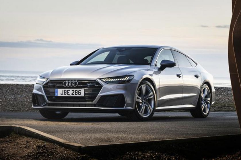 Audi A7 World Car Awards