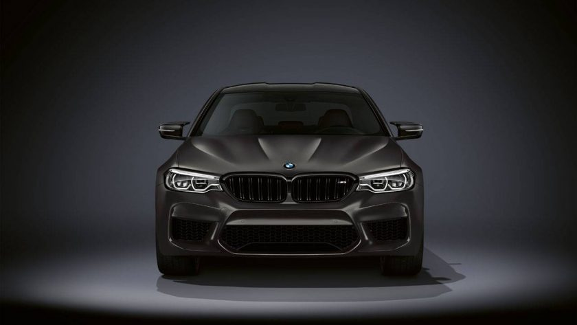 BMW M5 35 Years Edition front