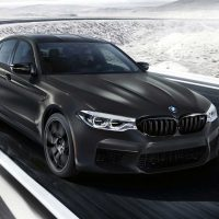 BMW M5 35 Years Edition
