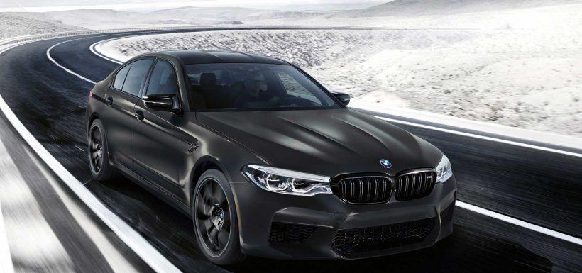 BMW M5 35 Years Edition